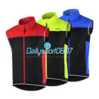 DS Bicycle Cycling Reflective Vest Quick-dry Sleeveless Jersey Camping Bike Vest