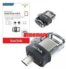 Sandisk Ultra Dual Drive 16GB 32GB 64GB 128GB 256GB OTG m3.0 lot USB Flash Drive