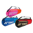 YONEX BADMINTON RACQUET BAG - 4723EX - 3 TENNIS RACQUETS OR 6 BADMINTON RACKET