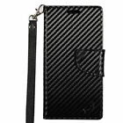 For ZTE Zmax Pro PU Leather Credit Card Pouch Wallet Stand Flip Case Cover