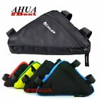 MTB Bike Bicycle Cycle Front Top Tube Triangle Frame Storage Bag Pack Pouch New