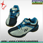 YONEX BADMINTON SHOE - POWER CUSHION 35 - SHB35EX - WHITE / BLACK 2017 NEW MODEL