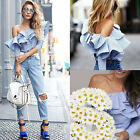 Women Casual Blouse Ladies Long Sleeve Shirt Loose Tops T-Shirt Pullover Cotton