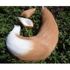 Anime Spice and Wolf Holo Kamisama Kiss Fox/Cat Plush Tail Ears Cosplay Prop ZX