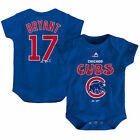 Kris Bryant Majestic Chicago Cubs Bodysuit - MLB