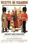 Vintage Scots Guards Recruitment Poster A3/A2 Print