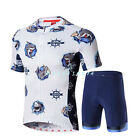 Cycling Suits Men Cycling Jersey& 4D Padded Shorts MTB Road Bike Bicycle Sets