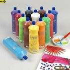 Scola Artmix 600ml Bottles Ready Mix Craft Poster Paint 20 Single Colours