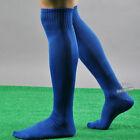 Внешний вид - Mens Sport football Soccer plain Long Socks Over Knee High Sock Baseball Hockey