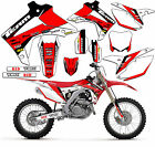 2017 CRF 450R GRAPHICS KIT FITS ON HONDA CRF450R 450 R DECO DECALS STICKERS
