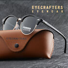 Fashion Vintage UV400 Outdoor Shades Women Mens Retro Round Polarized Sunglasses