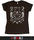 Ouija Board Skeletons Ladies T-Shirt - Direct from Stockist