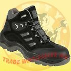 Security Line Safety Boots Metal Free Composite Toecap  AirportsSecurity etc