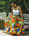 Party Vintage African Boho Women's Dresses Fashion Traditional Hippie Casual