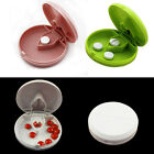 For Medicine Organizer Pill Cutter Divider Pill Tablet Storage Box Hold 2016