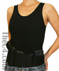 Concealed Carry Holster Tank Top for Women- Black Size Small, Right Side Holster