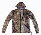 Outdoor Bionic Camouflage Men Skin Clothing Sunprotective Hunting Fishing Jacket
