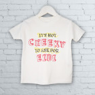 It's not cheeky to ask for Eidi Baby/Toddler Eid T-Shirt - Eid Gifts Eid Tshirts