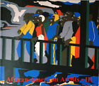 Jacob Lawrence,  Norman Lewis,  Romare Bearden,  Beauford Delaney Catalogue