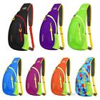 Casual Sport Travel Outdoor Chest Crossbody Bag Messenger ShoulderBag Water #F8s