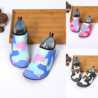 NEW Mens Water Shoes Aqua Socks Exercise Pool Swim Slip Beach Volleyball Surfing