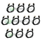 1 2 3 4 5 10 Lot USB 3.0 Charging Data Cord for Samsung Galaxy Note Tab Pro 12.2