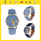 Womens Mens Couple Quartz Casual Analog Watch Band Dial Sports Wrist Watches New