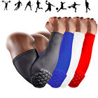 Sport Elbow Support Brace Honeycomb Neoprene Baksetball Shooting Sleeve UKMES
