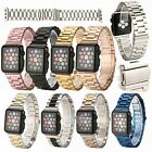 Внешний вид - New Replacement Stainless Steel Strap Band Clasp for 42mm/38mm iWatch 9 Color
