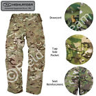 "Highlander Elite HMTC Camo Ripstop Combat Army Trousers 32"" to 48"" Waist"