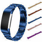 For Fitbit Charge 2 Small Precision Steel Bracelet Watch Band Strap New & Comfy