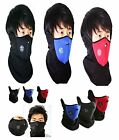Motor Cycle Bike Mask Bicycle Ski Snowboard Dust Neck Warm Half Face BMX UK