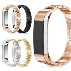 Replacement Stainless Steel Wrist Strap Watch Band Bracelet For Fitbit Alta HR