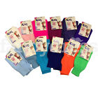 Childrens Kids Girls Boys Neon Plain Leg Warmers Dance Gym All Colours NEW
