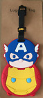 130 Styles Marvel Mickey Stitch Sullivan Star Wars Totoro Winnie Luggage Tags