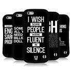 HEAD CASE DESIGNS SASSY QUOTES HYBRID CASE FOR APPLE iPHONES PHONES
