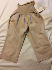 "oh Baby By Motherhood: NWT ""Secret Fit Belly"" Capri Pants: Khaki, M, L, XL"