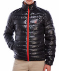 Mens Spyder Primo Down Insulated Winter Jacket Black NWT $190 100% Duck Down