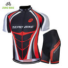 Mens Cycling Jersey Set Ciclismo Bike Racing Clothing Cycling Jersey&Shorts Kits