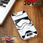 For iphone 6 7Plus 3D phone Case Cover Movie Collection Star Wars Stormtrooper $100.0 AUD