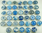 new 10pcs mix Alloy lampwork Round Chunks Snap Button for Noosa charm 18mm #2