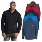 Trespass Bernal Mens Full Zip Warm Casual Fleece Jacket Top
