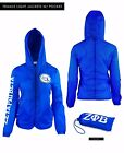 ZETA PHI BETA SORORITY LIGHT WEIGHT WINDBREAKER ZETA PHI BETA  ZIP UP JACKET