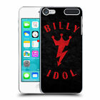 OFFICIAL BILLY IDOL LOGO HARD BACK CASE FOR APPLE iPOD TOUCH MP3