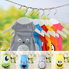 Cute Lovely Cartoon Pet Dog Clothing Jumpsuit Puppy Dress Dog Costume Apparel BG