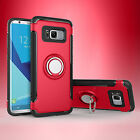 For Samsung Galaxy S9 Plus S8 Note9 Shockproof Hybrid Ring Hard Armor Case Cover <br/> The magnetic car holder is not included, thanks!