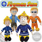 Fireman Sam Plush Soft Toys Official Licensed Gift Idea For Him Tv Show Cool