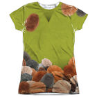 Star Trek Tribble Trek Juniors Sublimation Shirt White