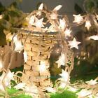 Star LED Fairy String Light Wedding Christmas Party Decor Battery Not Included