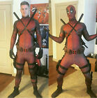 Marvel Hero X-men Full Body Tights Clothes Deadpool Suit Cosplay Costume Gifts